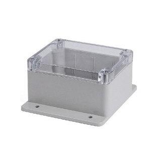Image 2 - Новый DIY ABS Project Box IP65 Маленький Электронный пластиковый кожух, водонепроницаемая распределительная коробка, переключатель 6 размеров