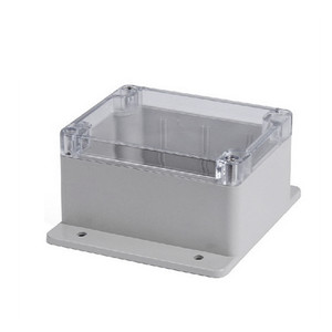 Image 2 - 新diy absプロジェクトボックスIP65 小型電子機器プラスチック防水ジャンクションボックススイッチボックス 6 サイズ