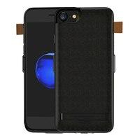 CASEWIN чехол для зарядного устройства для iPhone 6 Plus/6 s Plus/7 Plus/8 Plus 7500 мАч емкость аккумулятора зарядное устройство чехол для телефона