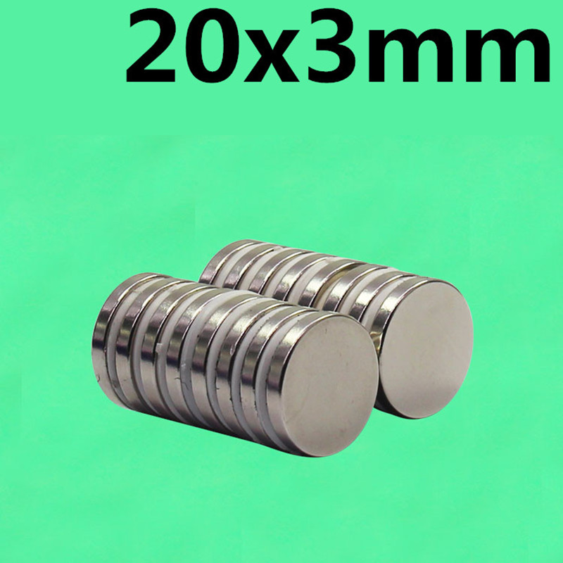 10pcs 8mm x 10mm Cylinder Rare Earth Neodymium strong Permanent Magnets N35