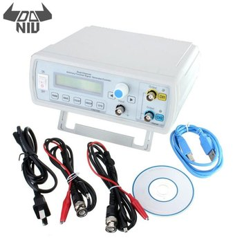 DANIU FY3224S Dual-channel Digital Signal Generator DDS Function Generator Frequency Generator Arbitrary Waveform Wave Sweep