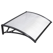 ABGZ-Outdoor Garden Canopy Awnings Door Window Patio Cover Shelter