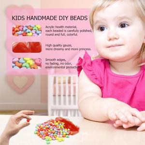 Kids Handmade DIY Bead Colorfu