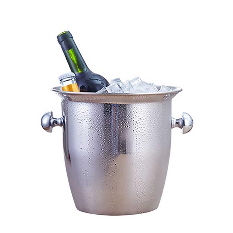 Salsa Wine /& Champagne Bucket BlackPlastic Bucket