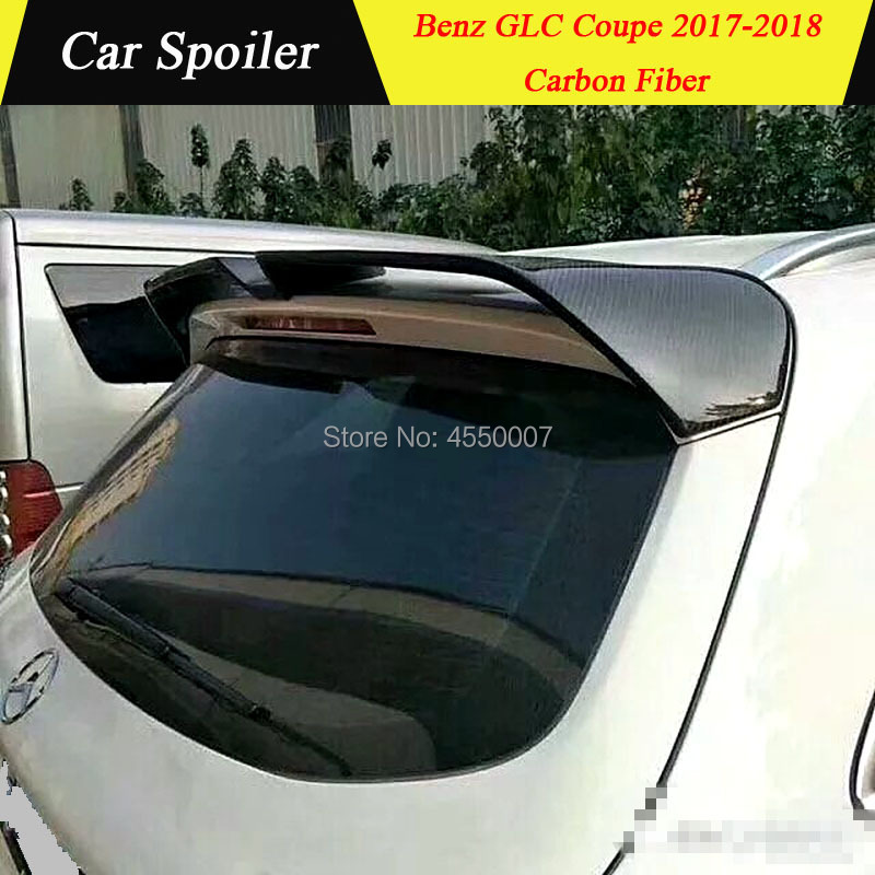 For Mercedes Benz Glc Class Coupe Glc300 Glc250 Spoiler: For Mercedes Benz GLC Class Coupe 2017 2018 GLC300 GLC250