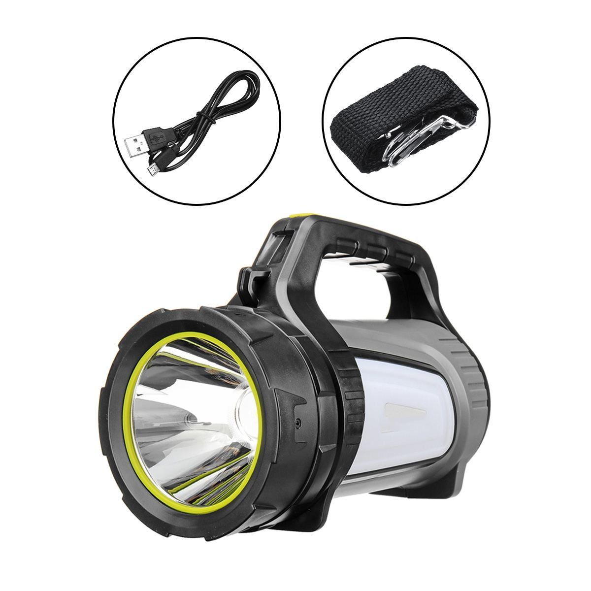100w 9800mAH  Lantern Flashlight Portable Multifunctional Home Searchlight Outdoor LED Rechargeable Light Searchlight Lantern100w 9800mAH  Lantern Flashlight Portable Multifunctional Home Searchlight Outdoor LED Rechargeable Light Searchlight Lantern