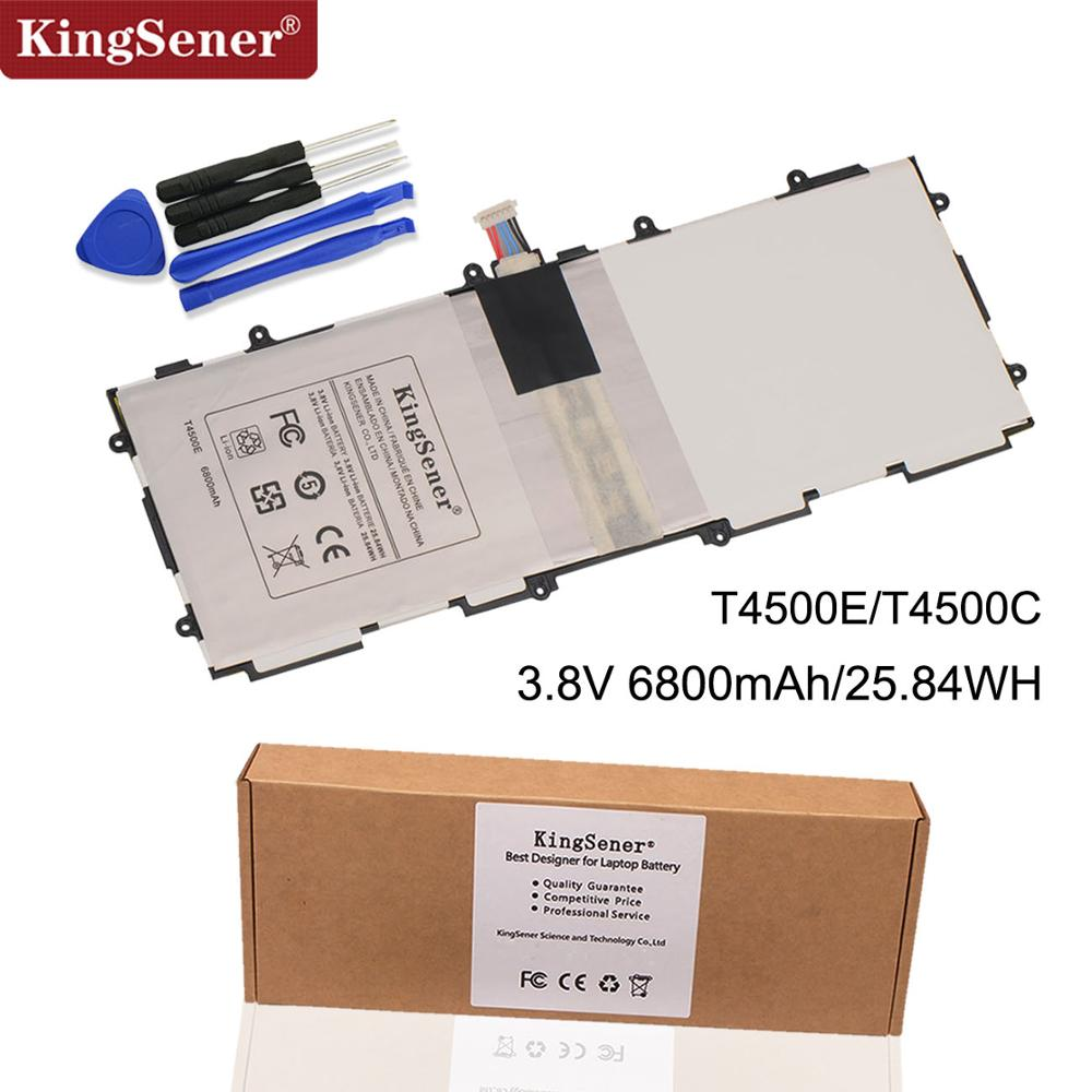 KingSener T4500E Battery For Samsung GALAXY Tab3 P5200 P5210 P5220 P5213 GT-P5200 Tablet PC T4500E T4500C Tablet Battery +ToolsKingSener T4500E Battery For Samsung GALAXY Tab3 P5200 P5210 P5220 P5213 GT-P5200 Tablet PC T4500E T4500C Tablet Battery +Tools
