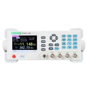 Image 1 - Et4401/et4402/et4410 desktop medidor digital l cr medidor de capacitância resistente impedância indutância medida ponte l cr medidor de medidor