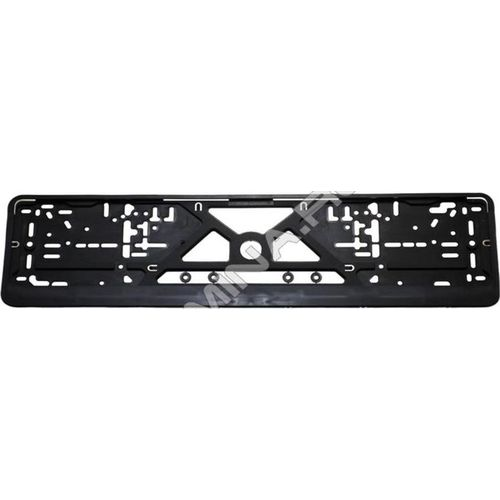 License plate frame ГЛАВДОР SMILGA without lettering, Black (48846) dia 400mm 900w 120v 3m ntc 100k round tank silicone heater huge 3d printer build plate heated bed electric heating plate element