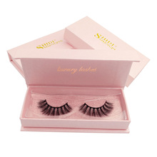 SHIDISHANGPIN Mink eyelashes 1 pair full strip lashes makeup false eyelash extension natural long volume faux cils