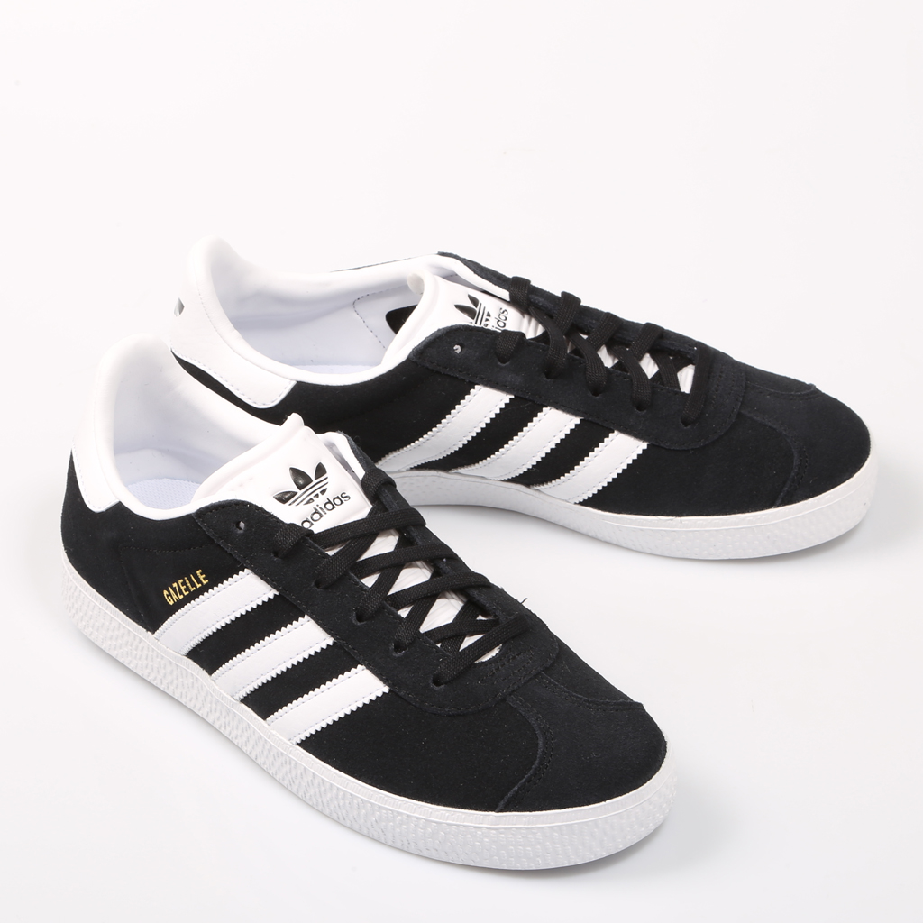 8a011d7303a ADIDAS GAZELLE Negro Mujer 60857-in Running Shoes from Sports    Entertainment on Aliexpress.com