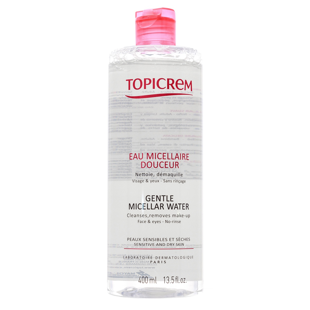 Face Washing Product TOPICREM TO077 facial cleansing wash gel scrub skin care micellar face washing product topicrem to077 facial cleansing wash gel scrub skin care micellar