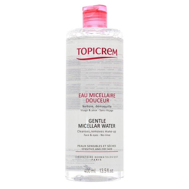 Вода TOPICREM мягкая мицеллярная 400 мл