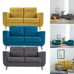 Panana 2 Seater Sofa suite Armchair Foam Seats Livingroom Furnitures 4-8 shipping Days