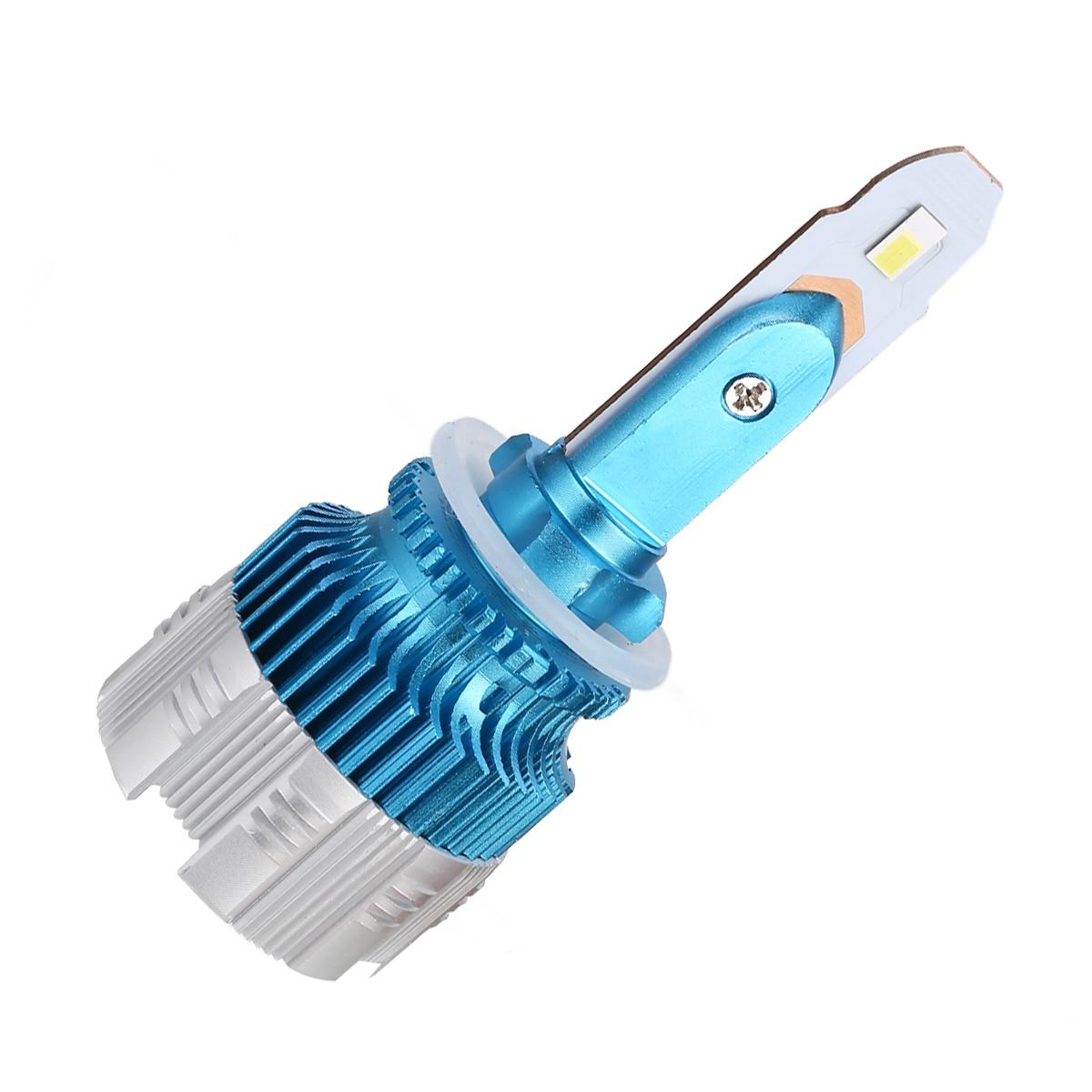 Car LED Headlamp 2pcs 6500K Waterproof LED Bulb 880 881 60W 3000lm LED Headlight Head Lamp High Brightness in Car Headlight Bulbs LED from Automobiles Motorcycles