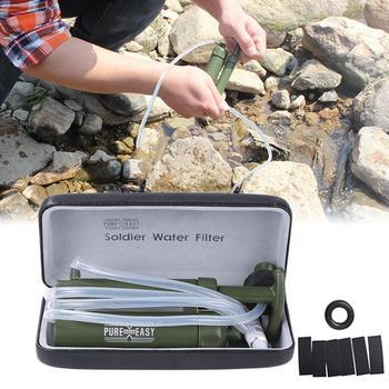 Camping Portable Water Pump Survival