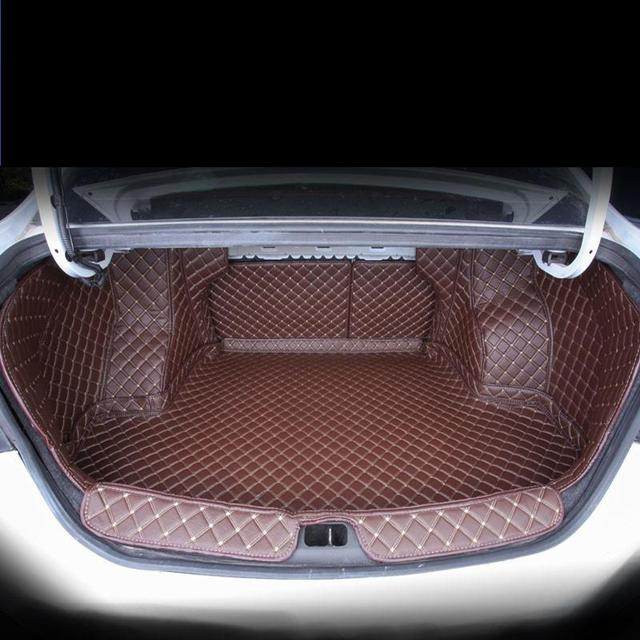 Accessory Car-styling Protector Maletero Coche Trunk Mat Automobile Cargo Liner 08 10 11 15 16 17 18 FOR Hyundai Elantra