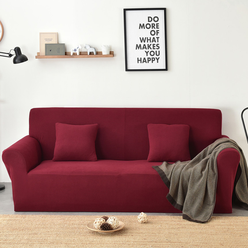 US $18.99 |Sofas Slipcover 1/2/3/4 Seater Sofa Cover Spandex Covers For  Armchairs Expandable Sofa Line Sectional Sofa Slip Cover-in Sofa Cover from  ...