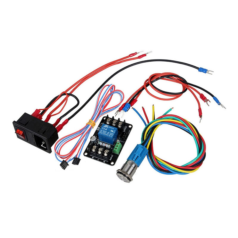 3D Printer Power Monitoring Module Print Automatically Put Off For Lerdge Board