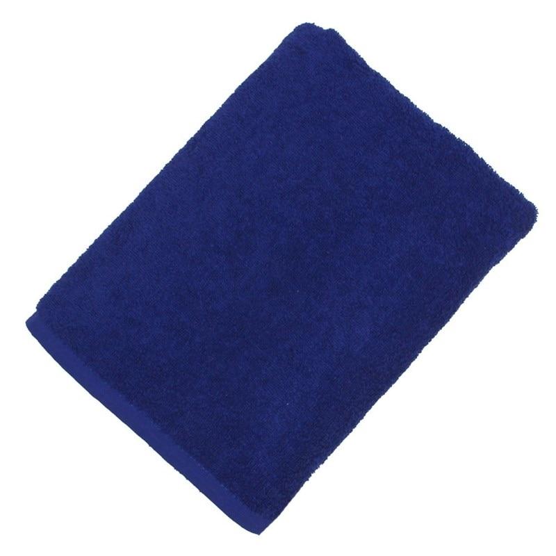 Towel Terry 70*130 cm blue 1pcs heated towel rail holder bathroom accessoriestowel rack stainless steel electrictowel warmer towel dryer 120w