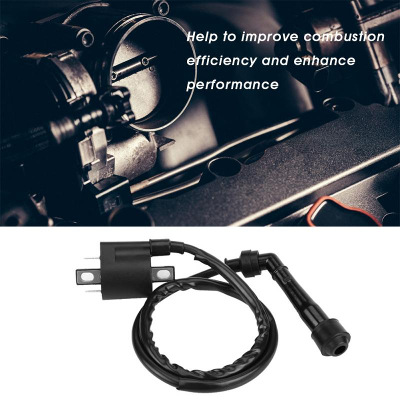 Motorcycle Ignition Coil for HONDA TRX420FE TRX420FPE RANCHER 420 ES 4X4 2007-2013 ZG2836IC137AB New