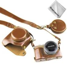 Bolso Para Olympus E-410 Ligero videocámara case//cover//holder Pen E-p5