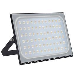GERUITE 2 шт. 500 наружная подсветка стен IP65 Водонепроницаемый ультратонкий Светодиодный прожектор лампы 500 Вт светодиодный уличный прожектор 220 ...