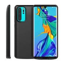 For Huawei P30 Pro Battery Charger Case 5000mAh Extenal Portable Slim Powerbank Charging Cover
