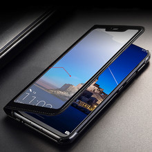 for Xiaomi Mi 8 lite Case Full View Wind
