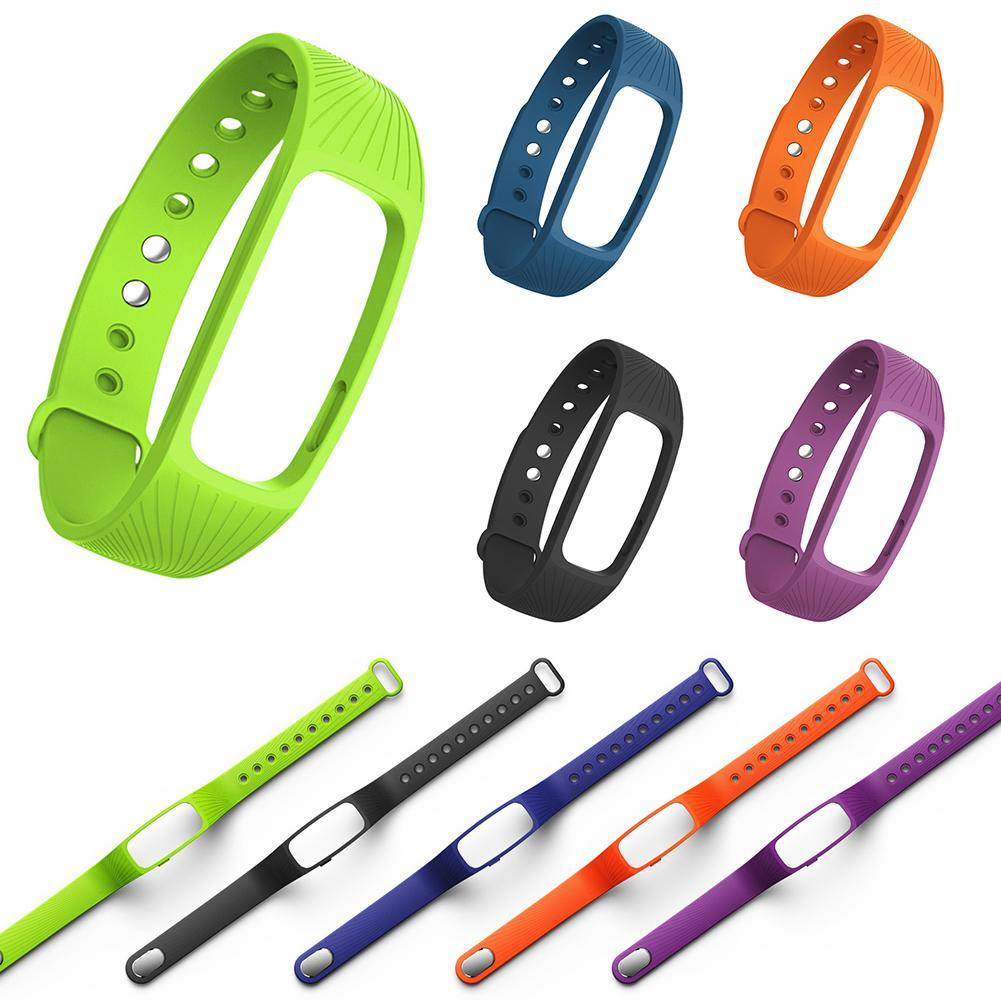 Waterproof Watch Strap Wrist Band For ID 107 107Plus HR Pro Lite Smart Bracelet Waterproof Watch Strap Wrist Band