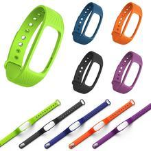 Waterproof Watch Strap Wrist Band for ID 107 107Plus HR Pro Lite Smart Bracelet