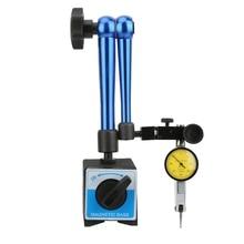 цены Universal Dial Base Holder Magnetic Flexible Base Holder Stand Universal for Dial Test Indicator Gauge