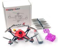 In stock ! Happymodel Sailfly X 105mm Crazybee F4 PRO V2.1 AIO Flight Controller 2 3S Micro FPV Quadcopter 25mW VTX 700TVL