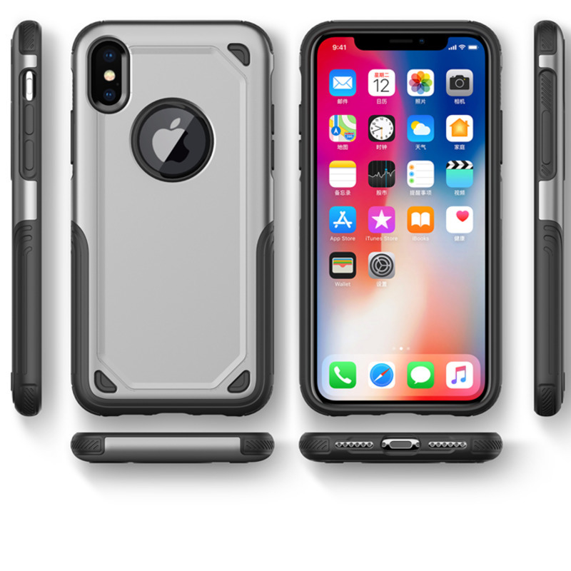 Für Apple Iphone 6 Sgp Spigen Tough Silim Rüstung Casse Super Protect Schild Abdeckung Für Iphone X Xs Max Xr 8 7 Plus Stoßfest Fall Nachfrage üBer Dem Angebot Handytaschen & -hüllen