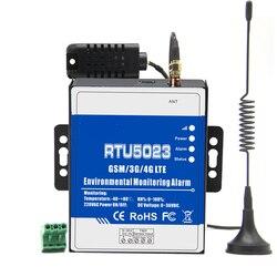 RTU5023 GSM Temperatur Feuchtigkeit Umwelt Alarm Power Situation SMS Alarm Remote Überwachung DC Power Timer Bericht APP Control