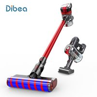 Dibea D008Pro 2 In 1 Vacuum Cleaner Handheld Wireless Strong Suction Vacuum Dust Cleaner Low Noise Dust Collector Aspirator