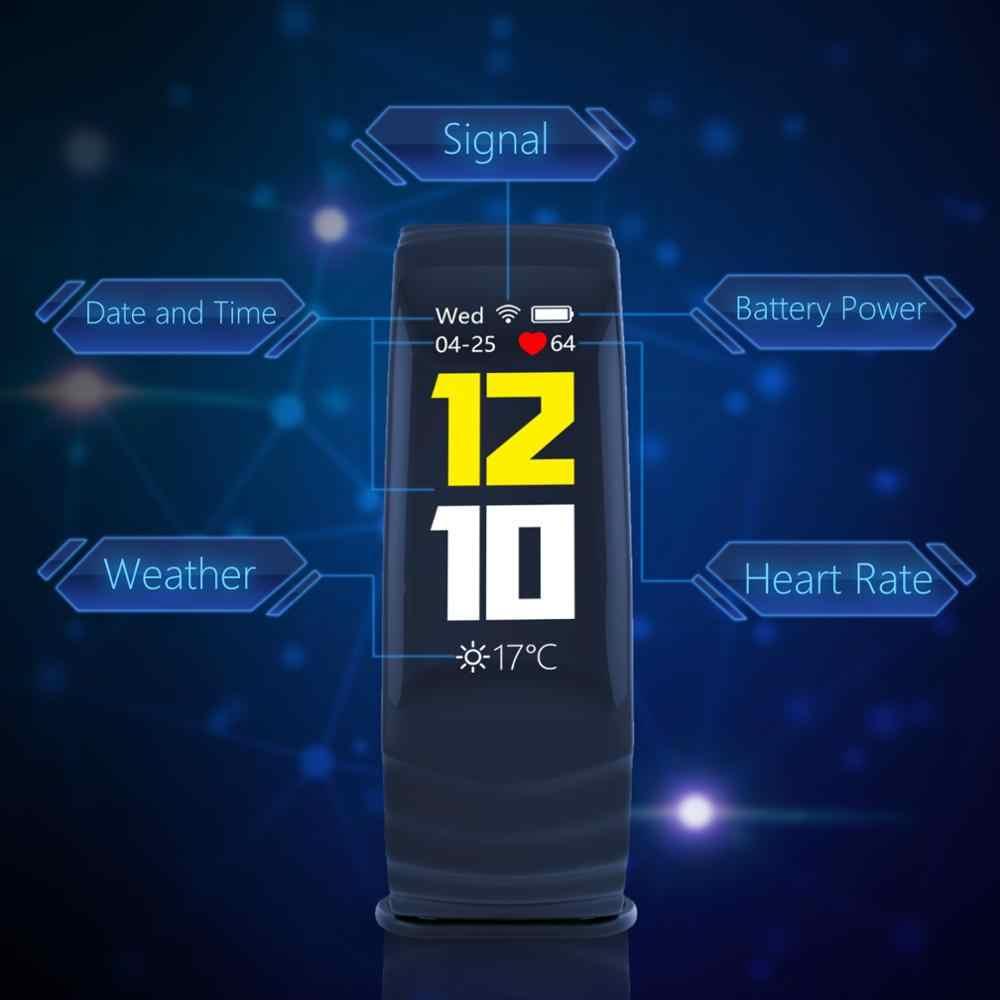 JAKCOM P2 Профессиональный умные спортивные часы горячая Распродажа в Напульсники как q8 gumki делать w os w pulsera inteligente ritmo cardiaco