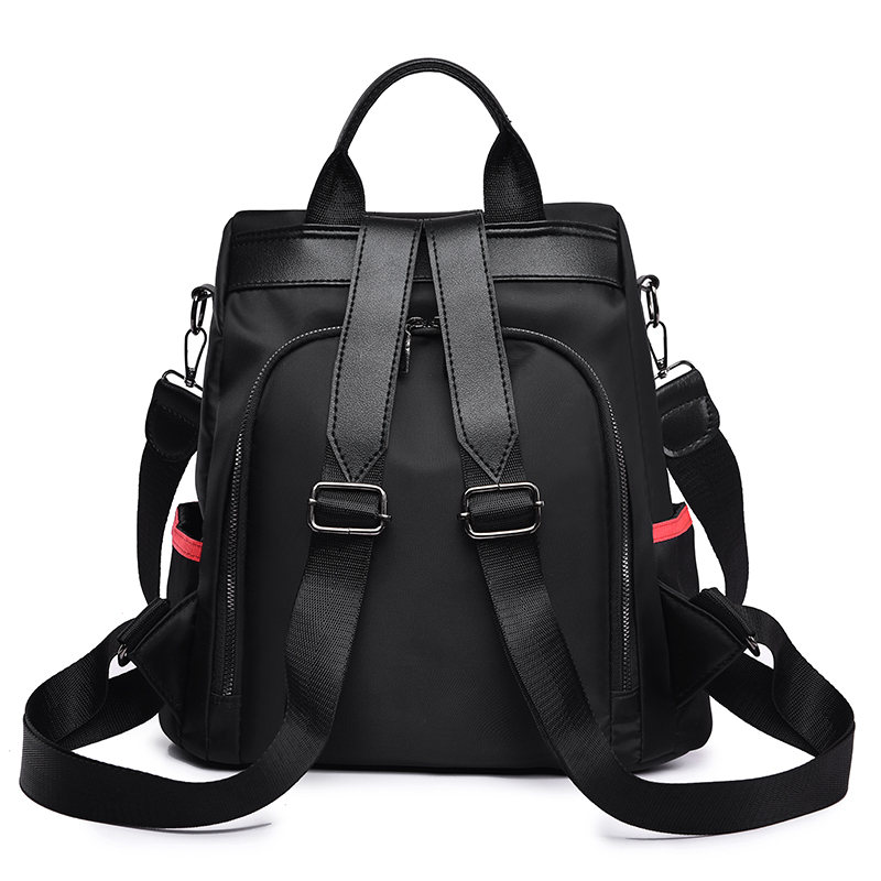 New Casual Oxfort Backpack Bags for Women Female Ladies Teenager Girls 2019 High Quality School Bags for Student Back Pack Bag in Backpacks from Luggage Bags