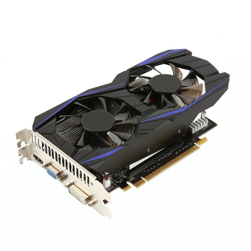GTX960 4GB GDDR5 128bit PCI-Express Gaming Video Graphics Card for NVIDIA GeForce with HDMI VGA DVI Port image
