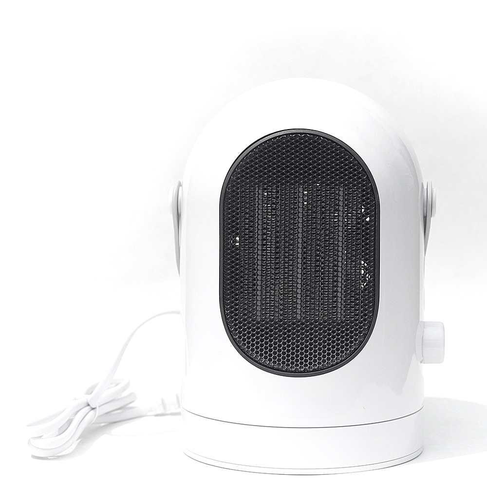 Nooberone S700 Electric Fan Heater Oscillating Ceramic Fan Heater Portable PTC Heater  600W Personal Fan Heater With Warm And|Electric Heaters| |  - title=