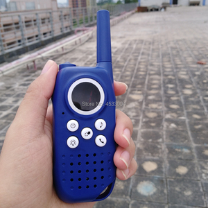 Image 2 - Kids walkie talkie portable interphone 2 way radio