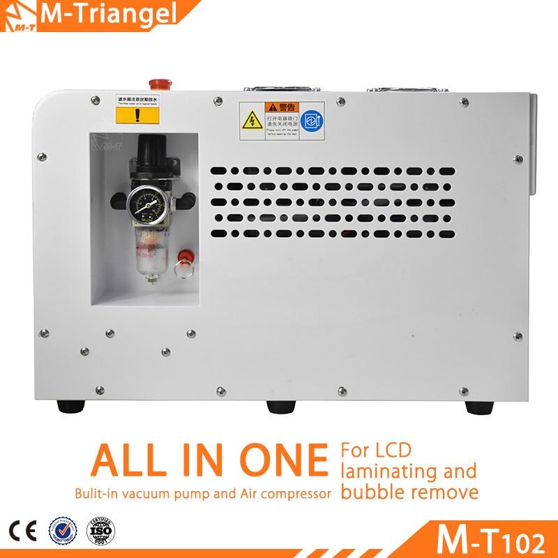 M-Triangel OCA Vacuum Laminating And Bubble Removing Machine 4