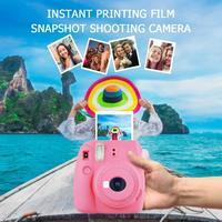 Mini9C пластиковая мгновенная печать пленка снимок Съемка фото камера видеокамера рекордер
