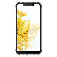 Зоджи Z33 фаблет 4G 5,85 дюймов 19:9 Экран Face ID IP68 Водонепроницаемый Android 8,1 мобильный телефон MTK6739 4 ядра 3 ГБ + 32 ГБ смартфон