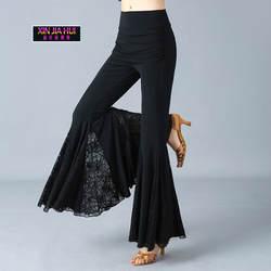 Best продавцы новый шаблон танец брюки для девочек современное бальное танцы квадратный практика мотобрюки китайский рынок онлайн