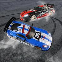 2.4G 4WD Drift Stunt Racing Car High Speed RC Drift Car Remote Control Electric Toys for Kids or Adult