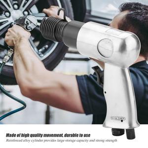 Image 3 - 150mm 산업용 강력한 핸들 스트레이트 타입 에어 치즐 공압 해머 삽 도구
