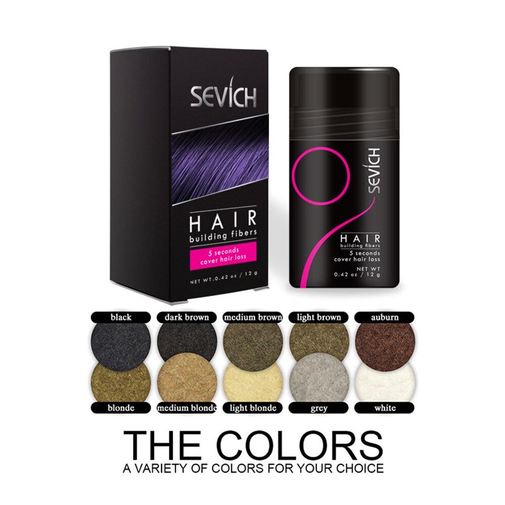 Beauty Hair Root Thickening Styling Keratin Hair Fiber Spray Applicator Hair Blending Extension to Avoid AvoHair Loss TSLM1