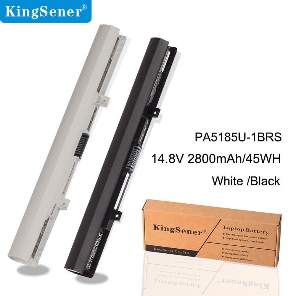 KingSener Új PA5185U PA5185U-1BRS akkumulátor TOSHIBA Satellite C50 C50-A C50-B C55D C55T C55 C50-B-14D C50-A-14G PA5184U-1BRS