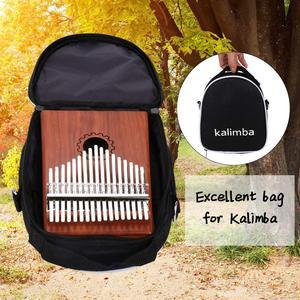 Image 4 - Kalimba 17 клавиш красное дерево большой палец пианино mbira музыкальный инструмент Африканский палец пианино 30 клавиш машина 21 ключевой инструмент музыкальный
